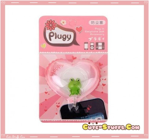 Kawaii Rare Frog Series Dust Plug!
