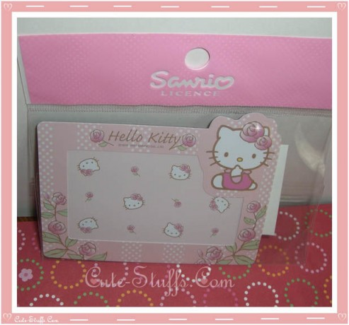 Hello Kitty Magnet Photo Frame - Pink