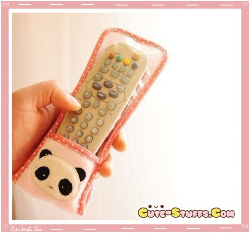 Kawaii Rare Hello Panda Remote Holder