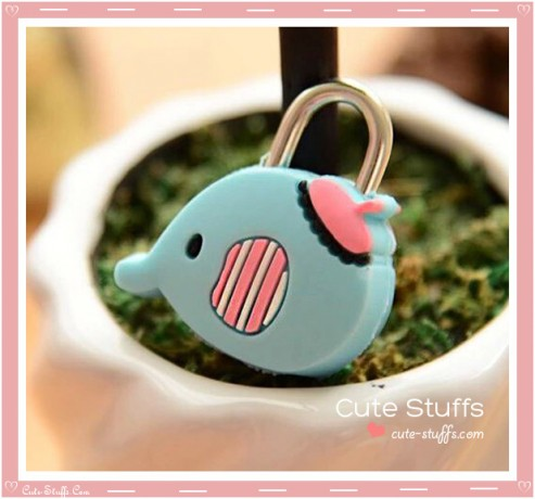Mouton Kawaii Diary Lock & Keys!