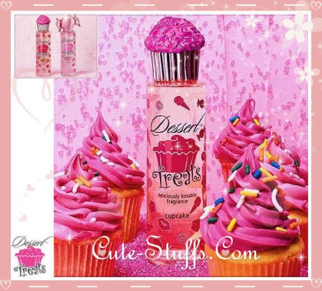 Dessert Treats Cupcake Kissable Fragrance Discontinued!