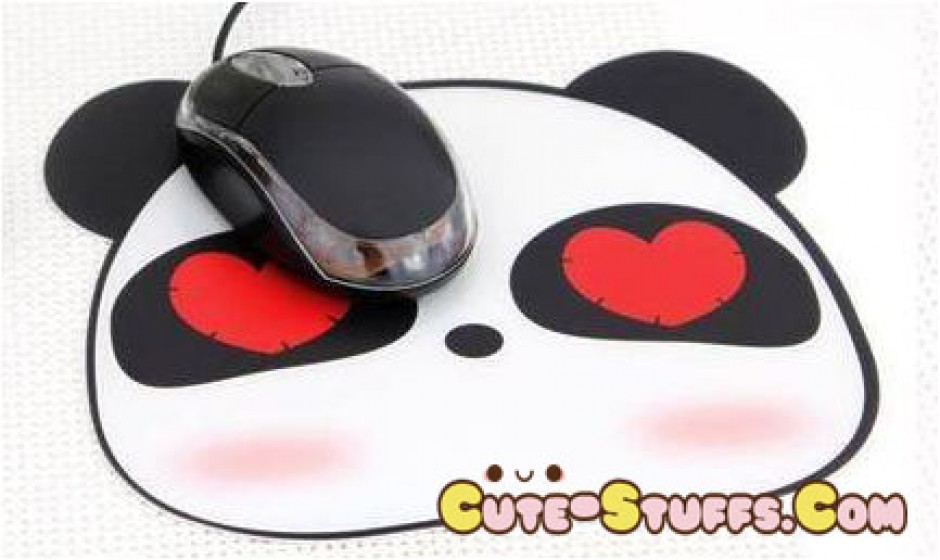 Kawaii Korilakkuma Mousepad Chef Hat Cute Stuffs Com
