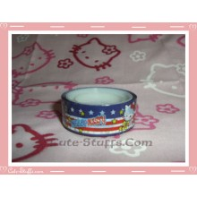 Kawaii Hello Kitty Patriotic Deco Tape