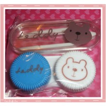 Kawaii Mini Travel Lens Case or Trinket Box! - Metoo Bear