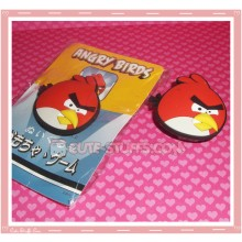 Kawaii Cord Winder w/Clip! Angry Birds