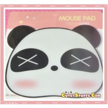 Kawaii Panda X Mousepad