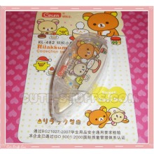 Kawaii Rilakkuma Correction Tape - Latte