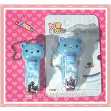 Kawaii Blue Bear Nail Clippers