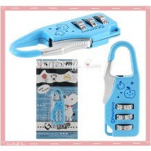 Blue Kawaii Novelty Diary lock