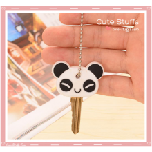 Kawaii Happy Panda Key Cover