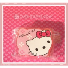 Kawaii Bear Shaped Travel Lens Case or Trinket Box! - Hello Kitty