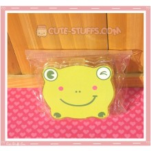 Kawaii Bear Shaped Travel Lens Case or Trinket Box! - Frog 2