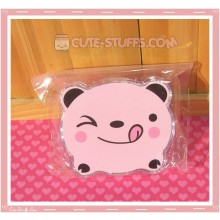 Kawaii Bear Shaped Travel Lens Case or Trinket Box! - Pink Bear