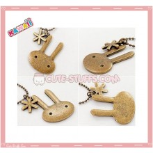 Kawaii Long Large Retro Bunny Necklace