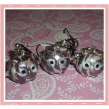 Kawaii Owl Brass Bell