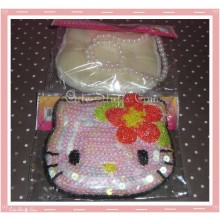 Kawaii Rare Hello Kitty Sequin Mini Purse!