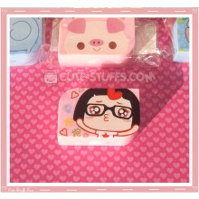 Kawaii Opaque Travel Lens Case or Trinket Box! - Caicai