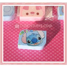 Kawaii Opaque Travel Lens Case or Trinket Box! - Stitch