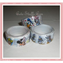 Kawaii Disney Deco Tape Pack D - 3 pc!