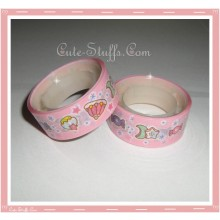 Kawaii Sweets Deco Tape Pack A - 2 pc!