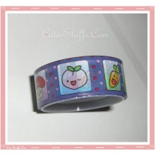 Kawaii Food Deco Tape Style D