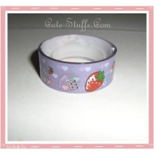 Kawaii Food Deco Tape Style F