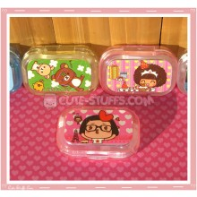 Kawaii Sparkle Travel Lens Case or Trinket Box! - Caicai Eiffel
