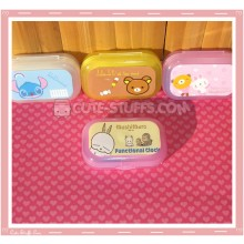 Kawaii Pastel Travel Lens Case or Trinket Box! - Mashimaro