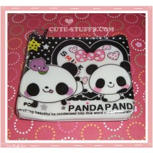 Kawaii Panda Bear Coin Purse!