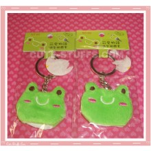 Kawaii Kerori Frog Plush Key Cover!