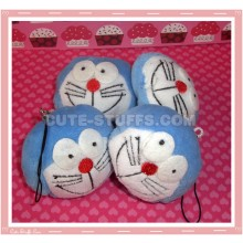 Kawaii Doraemon Head Phone Strap