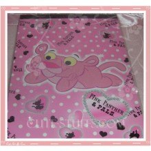 Kawaii Pink Panther Large Letter Tablet w/ Unique Pages