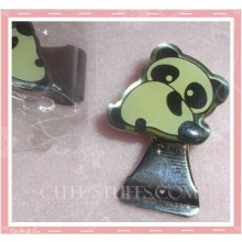 Kawaii Panda Clip Badge
