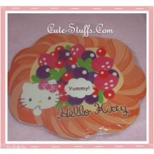 Kawaii Hello Kitty Fruity Memo Pad