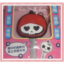 Kawaii Rare Rock Skull Key Cover!