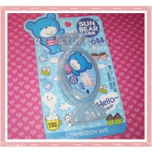 Kawaii Blue Bear Candy Shaped Correction Tape
