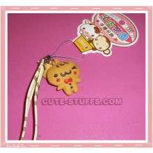 Kawaii Unique Cookie Phone Strap w/ Wrist Strap!