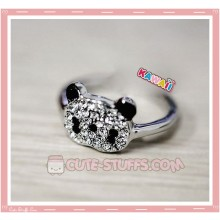 Kawaii Adjustable Panda Ring