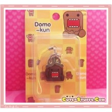 Kawaii Rare Mini Character Lock & Keys - Domo Kun!