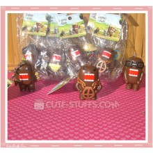 Kawaii Domo Kun Large Keychain - Chain