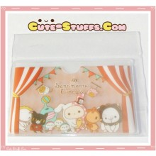 Kawaii San-X ID Card Holder - Sentimental Circus Curtains