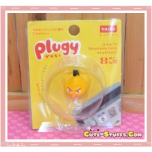 Kawaii 3.5mm Dust Plug Angry Birds Yellow