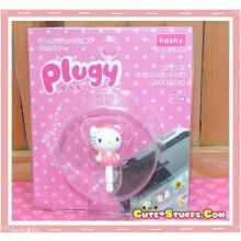 Kawaii 3.5mm Dust Plug Hello Kitty Pink