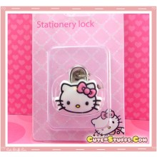 Hello Kitty Kawaii Diary Lock & Keys!