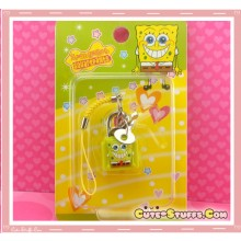 Kawaii Rare Mini Character Lock & Keys - Spongebob!