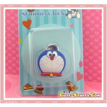 Doraemon Kawaii Diary Lock & Keys!