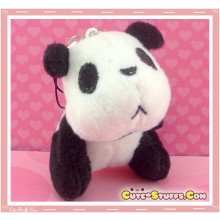 Kawaii Unique Plush Panda Phone Strap or Keychain Charm!