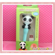 Kawaii Good Friends Panda USB Vibrating Massager Wand