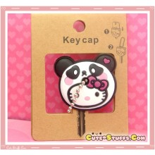 Kawaii Hello Kitty Panda Key Cover