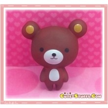 Kawaii Faye Bear Window Cling! Brown